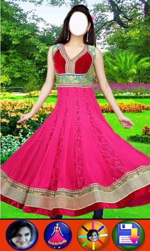 Salwar Suit For Girls : Women Salwar Photo Suit 5 تصوير الشاشة