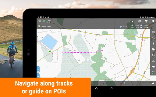 Locus Map Free - Hiking GPS navigation and maps screenshot 11