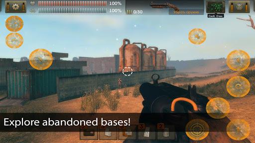 The Sun Origin: Post-apocalyptic action shooter screenshot 6