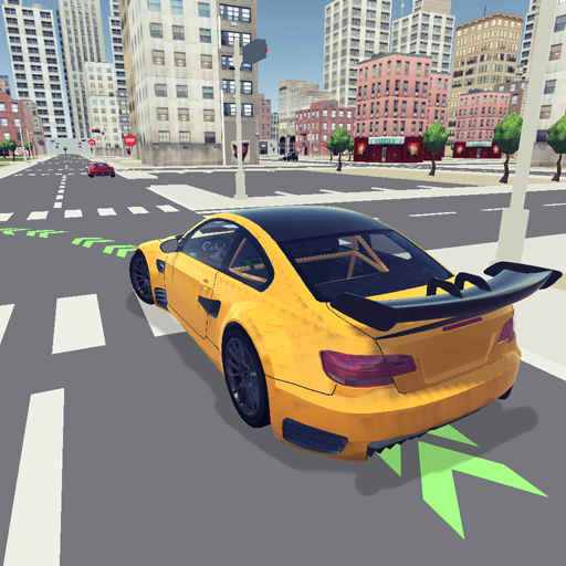 Driving School Simulator 2020 أيقونة