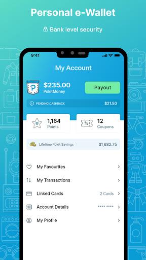 PokitPal – Cash Back & Rewards screenshot 5