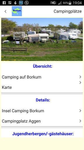 Borkum App für den Urlaub screenshot 23