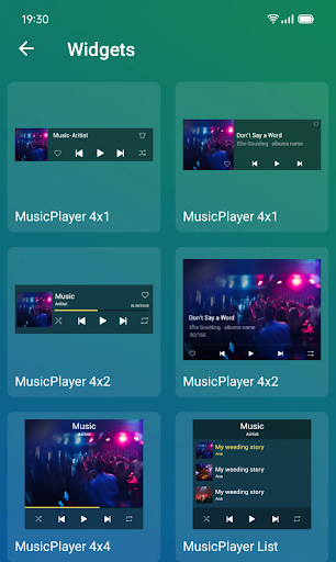 Music Player - MP3 Player & Audio Player screenshot 7