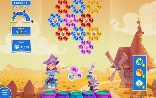 Bubble Witch 2 Saga screenshot 18