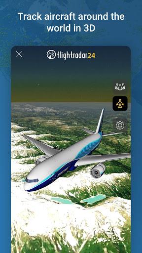 Flightradar24 Flight Tracker 7 تصوير الشاشة
