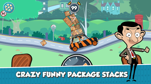 Mr Bean - Special Delivery screenshot 6