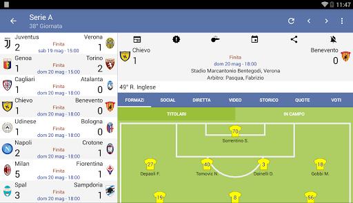 Italian Soccer 2020/2021 screenshot 10