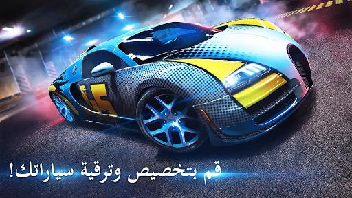 Asphalt 8: القيادة الهوائية - سباق سيارات ممتعة 5 تصوير الشاشة