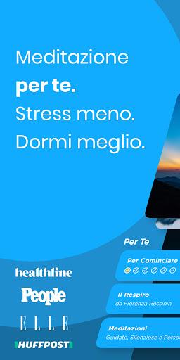 La Mindfulness App - Meditazione per tutti screenshot 1