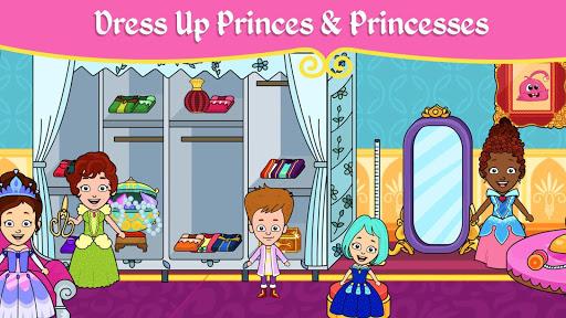 مدينة الأميرة تيزي - ألعاب قلعة بيت العرائس 5 تصوير الشاشة