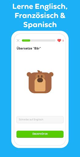 Duolingo: Sprachkurse kostenfrei screenshot 5