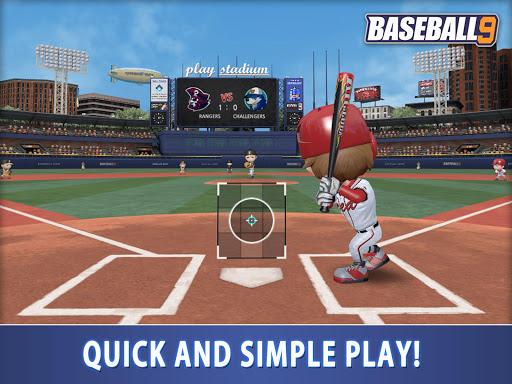 BASEBALL 9 screenshot 14