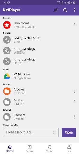 KMPlayer - All Video Player & Music Player screenshot 7