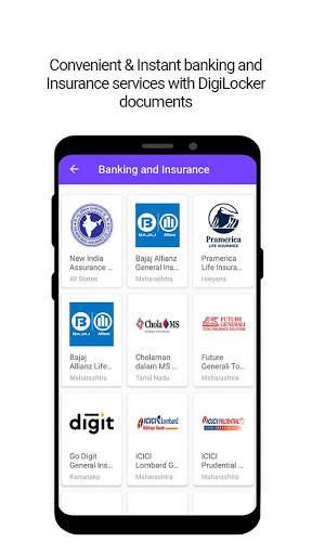 DigiLocker  -  a simple and secure document wallet screenshot 5