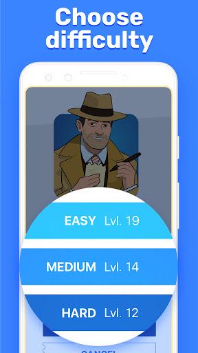 Cross Logic - Puzzle Game screenshot 3