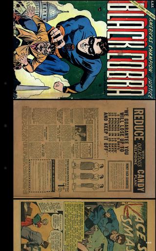 Challenger Comics Viewer 15 تصوير الشاشة