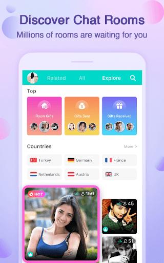 Yalla - Free Voice Chat Rooms screenshot 2