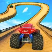 Monster Truck Race Car Game on 9Apps