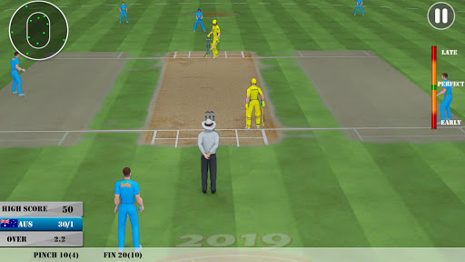 Cricket World Tournament Cup 2020: Play Live Game screenshot 1
