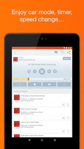 Podcast & Radio iVoox -  Audio without limits 11 تصوير الشاشة