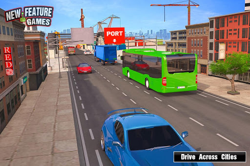 Super Bus Arena: Modern Bus Coach Simulator 2020 screenshot 7