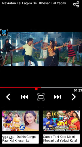 Bhojpuri Video Songs HD Mix screenshot 3