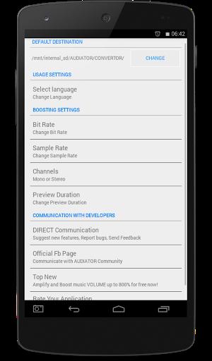 All Video Mp3 Audio Converter screenshot 8
