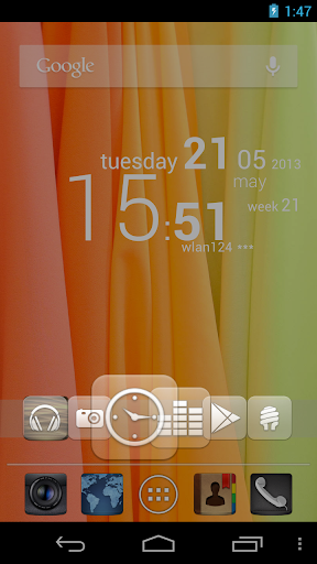 CircleLauncher Swipe screenshot 2