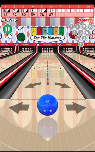 Strike! Ten Pin Bowling 13 تصوير الشاشة