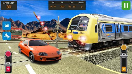 City Train Driver Simulator 2019: Free Train Games screenshot 4