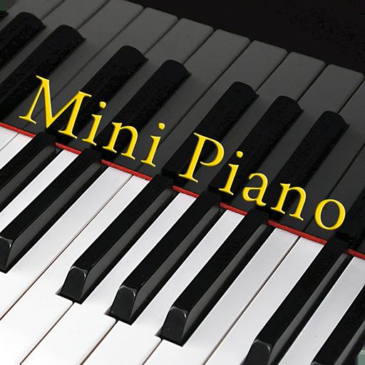 Mini Piano ® أيقونة