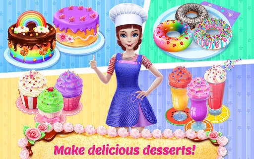 My Bakery Empire - Bake, Decorate & Serve Cakes screenshot 4