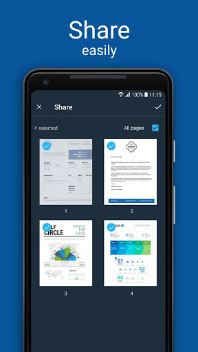 Scanner App for Me: Scan Documents to PDF screenshot 6