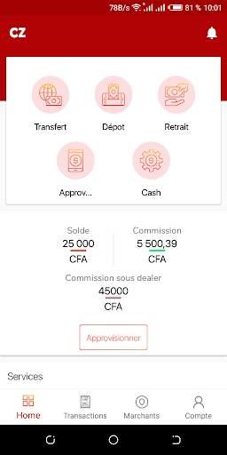 CashZone screenshot 4
