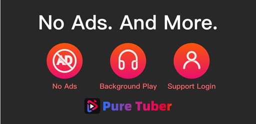 Pure Tuber - No ADs and Free Tube Premium screenshot 1