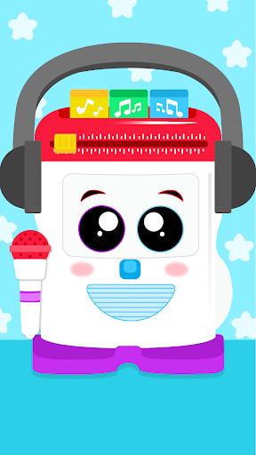 Baby Radio Toy. Kids Game 1 تصوير الشاشة