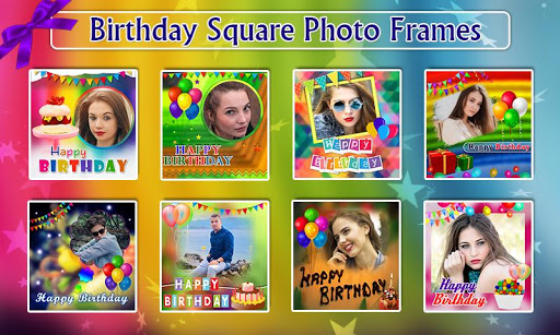 Birthday Photo Frames, Greetings and Cakes 2021 1 تصوير الشاشة