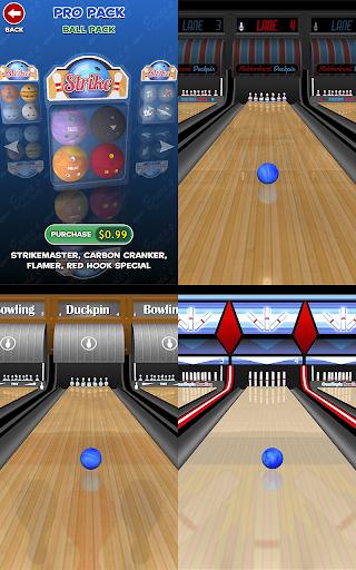Strike! Ten Pin Bowling 17 تصوير الشاشة