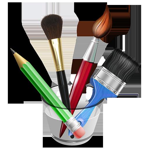 ikon Gambar Editor