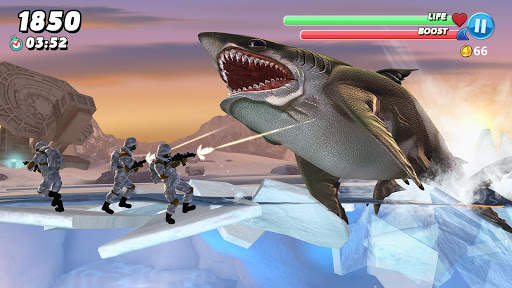 Hungry Shark World screenshot 10