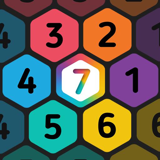 Make7! Hexa Puzzle أيقونة