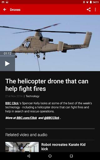 BBC News 11 تصوير الشاشة