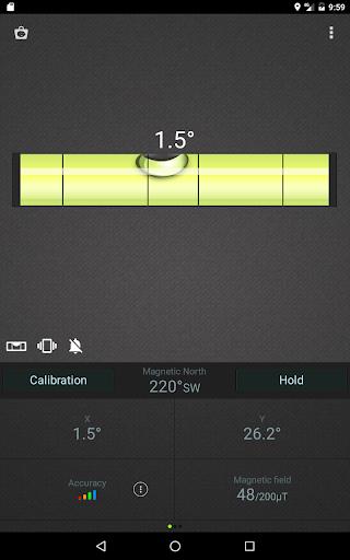 Kompas Poziomica screenshot 9