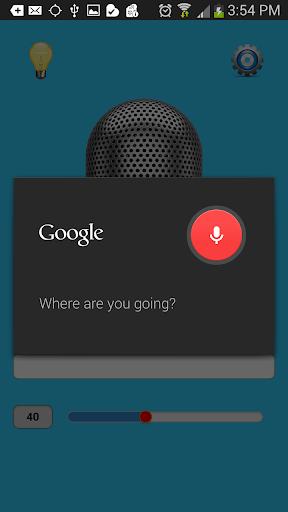 Voice Navigation 7 تصوير الشاشة