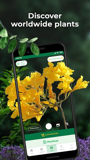 PlantSnap - FREE plant identifier app screenshot 1