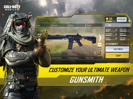 Call of Duty®: Mobile स्क्रीनशॉट 12