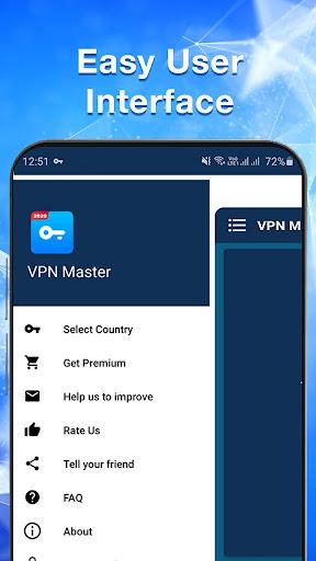 VPN Master - Free & Fast & Secure VPN Proxy screenshot 4