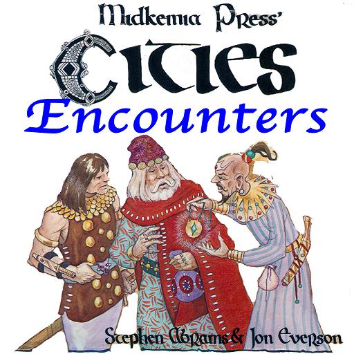 City Encounters icon