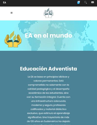 Educación Adventista screenshot 7