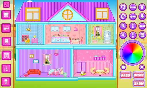 Doll House Decoration screenshot 7